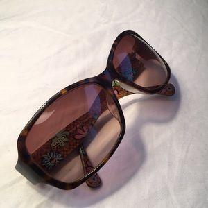 Coach brand sunglasses